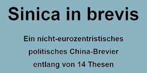 Chinas Traum – Albtraum des Westens?<br>Nicht-eurozentristische Thesen zu China