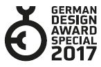 German Design Award - Mention spéciale pour le magazine «Ruizhong»
