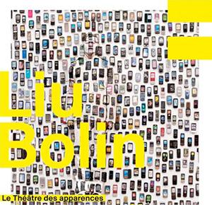 Visite commentée de l'exposition de M. LIU Bolin
