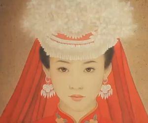 <em>China Red</em> - Quand art et sport s'inscrivent sur la soie traditionnelle chinoise