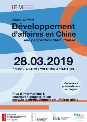 Développement d'affaires en Chine - Une perspective interculturelle